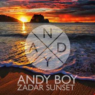 Andy Boy  Zadar Sunset