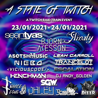 A State Of Twitch classics Mix 24/01/2021