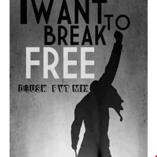Queen - I want to break free - (D'Lusk PVT Mix) *PROMO*
