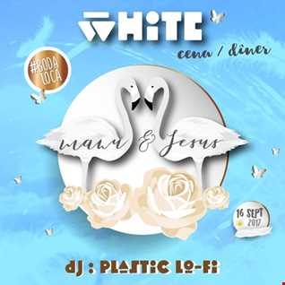 WHITE PARTY CENA PLASTIC LOFI