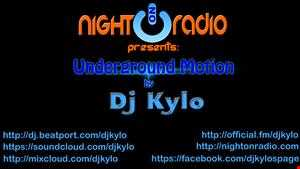 DJ Kylo   Underground Motion #060