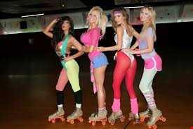 Roller Girls Mix