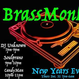 BRASS MONKEY SET NEW YEARS MIX!(TECH HOUSE)
