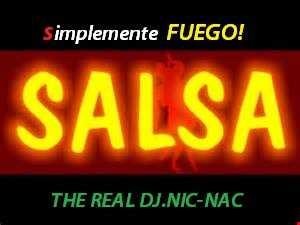 SIMPLEMENTE FUEGO!!!! SALSA MIX 7