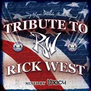 Set Especial Rick West   Mixed by thec4