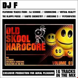 OLD SKOOL HARDCORE VOL 01