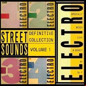 STREETSOUNDS ELECTRO DEFINITIVE COLLECTION VOL 1