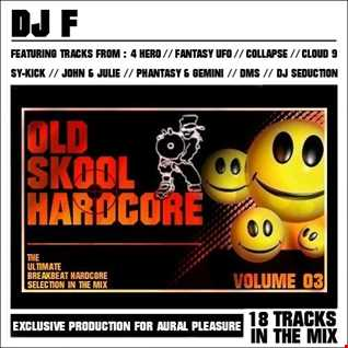 OLD SKOOL HARDCORE VOL 03