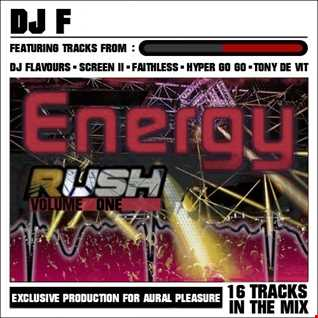 ENERGY RUSH VOL # 01