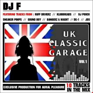 UK CLASSIC GARAGE VOL 1