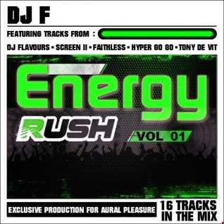 ENERGY RUSH VOL #01