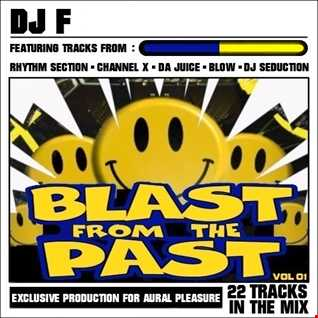 BLAST FROM THE PAST VOL #01