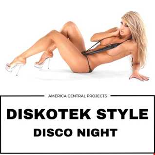 Disco Night   (Central Projects Extended Mix)