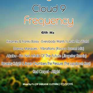 Eargasm Cloud 9 Frequency(6th Hz)