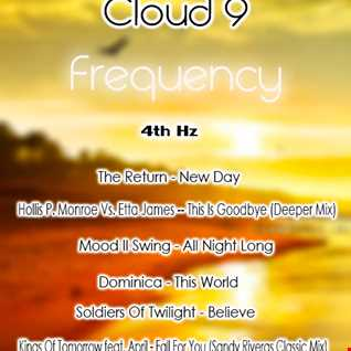 Eargasm Cloud 9 Frequency(4th Hz)