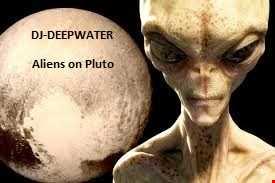 Aliens On Pluto