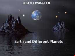 Earth and Different Planets