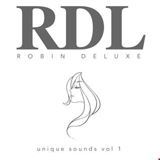 001 Robin Deluxe   Unique Sounds Radio Show