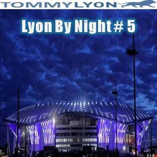 Tommy Lyon - Lyon By Night 5 - August 2018