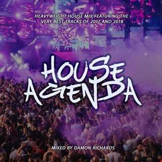 We Are FSTVL DJ COMP 2018 - House Agenda #2 Mixed By Damon Richards (House 2018)