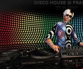 DISCO HOUSE @ FRAU CLUB