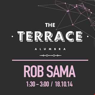Rob Sama - Alumbra Terrace 18.10.14
