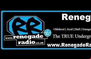 DJ G LYNX www.renegaderadio.co.uk. Cover show 3 hr DNB 05.10.2019