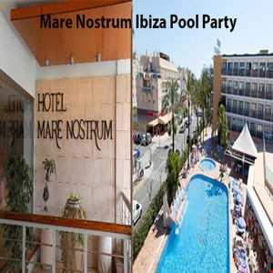 Mare Nostrum Ibiza Pool Party