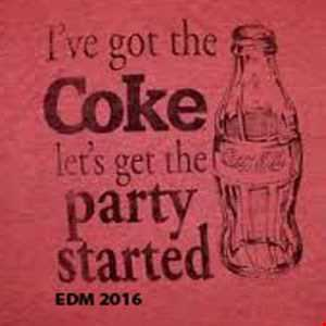 Get The Party Started  EDM October 2016