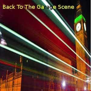 Back To The Garage Scene   Sept 2017