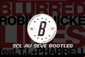 Julio Bashmore ft Robin Thicke ft T.I. & Pharrell    Blurred Lines (SCL Au Seve Bootleg)