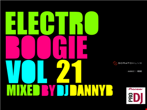 Electro Boogie Vol 21