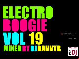 Electro Boogie Vol 19