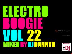 Electro Boogie Vol 22
