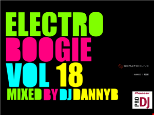 Electro Boogie Vol 18 (Deep House Mix)