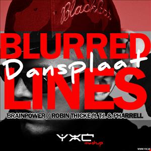 Blurred Dansplaat Lines
