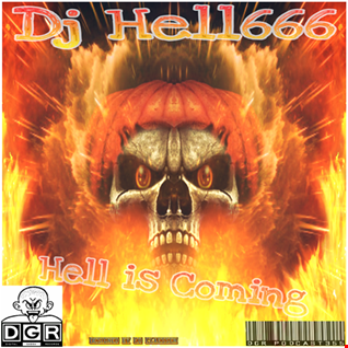 D.J.HELL666   HELL IS COMING HCMIX 03 06 2018