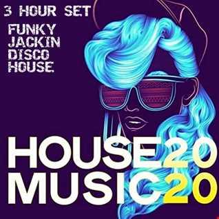 3 hour funky set