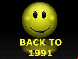 back to 1991