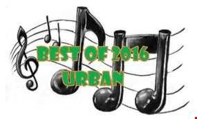 Best of 2016 #urban #hiphop #dubstep #rnb #trap