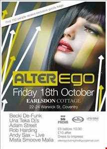 alter ego promo mix (mixed by rob harding)