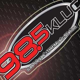 DJ Mikey Swift - KLUC Club 98.5 Afterhours 10-26-2013