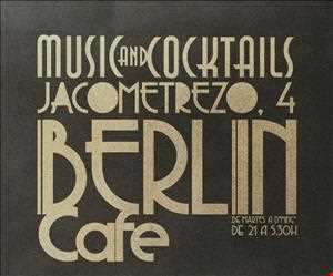Live Session @ Café Berlín (Madrid) 11-12-13 [Part-2]