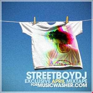 Exclusive April Mixtape for MusicWasher.com