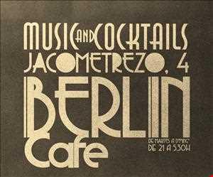 Live Session @ Café Berlín (Madrid) 11-12-13 [Part-1]