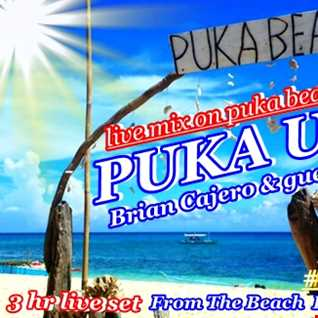 PUKA UP Live mix  3hr set 2015