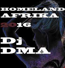 DJ DMA HOMELAND AFRIKA 2016