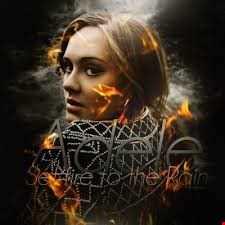 Adele   Set fire to the Rain (Baltimora Mix) IV