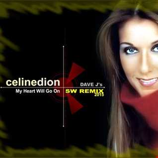 Celine Dion - My Heart Goes On (SW Remix 2015)