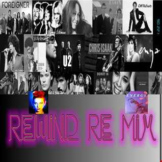 Rewind Re Mix - Assembled by DaveJ